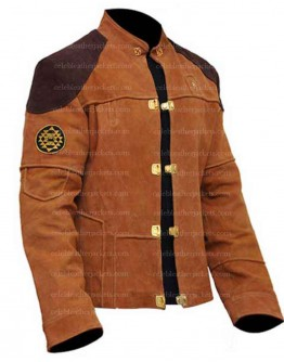 Battlestar Galactica Colonial Warrior Costume Jacket
