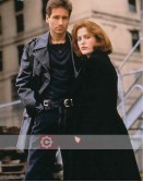 The X-Files David Duchovny Leather Jacket