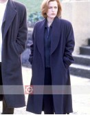 The X-Files Gillian Anderson Trench Coat