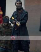 Watchmen Jessica Camacho Costume Leather Coat