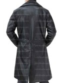 Blade Runner 2049 Ryan Gosling Shearling Leather Coat