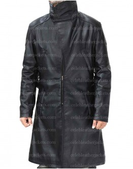 Blade Runner 2049 Ryan Gosling Leather Coat