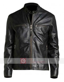 Altered Carbon Joel Kinnaman Leather Jacket