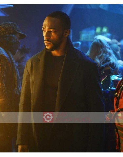 Altered Carbon Season 2 Anthony Mackie Coat