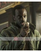 Altered Carbon Ato Essandoh Green Jacket