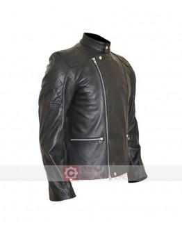 Billions Damian Lewis Leather Jacket