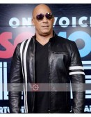 Bloodshot Vin Diesel Premiere Leather Jacket