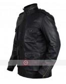 Dark Matter Anthony Lemke Leather Jacket