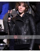 Gotham Camren Bicondova Leather Jacket