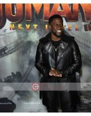 Jumanji The Next Level Kevin Hart Premiere Leather Coat