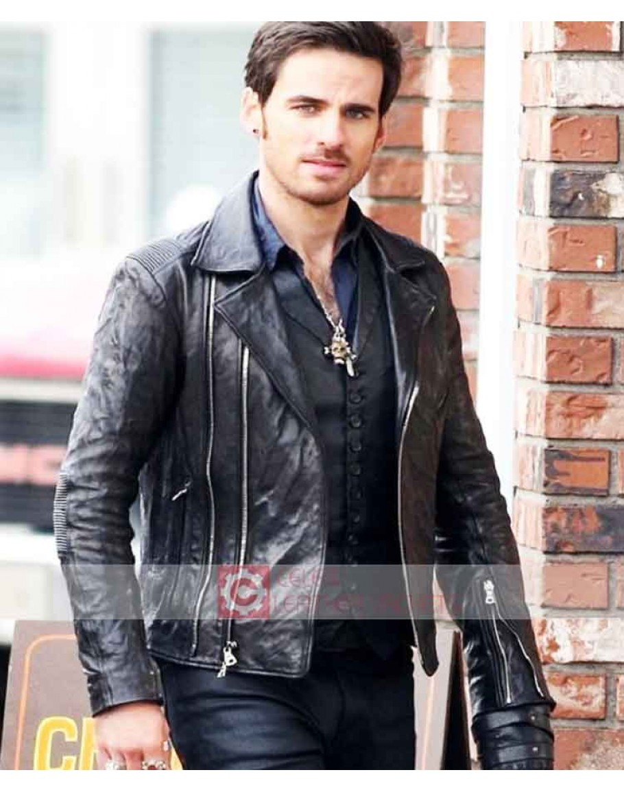 Buy Killian Jones Jacket Captain Hook Leather Jacket See more ideas about killian jones, colin o'donoghue, captain hook. once upon a time colin o donoghue biker leather jacket