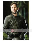 Once Upon A Time Eion Bailey Biker Leather Jacket