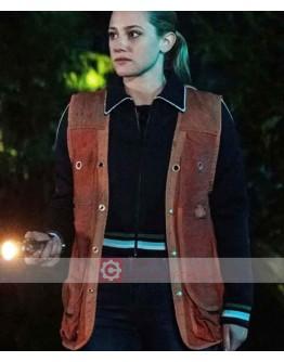 Riverdale Season 4 Lili Reinhart Vest