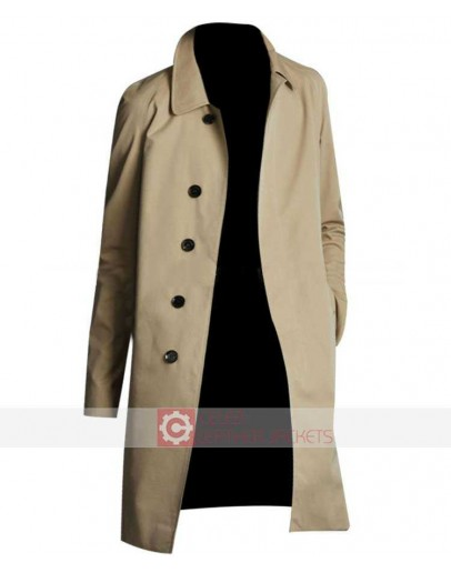 Spy Jason Statham Trench Coat