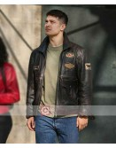 The Protector Cagatay Ulusoy Leather Jacket