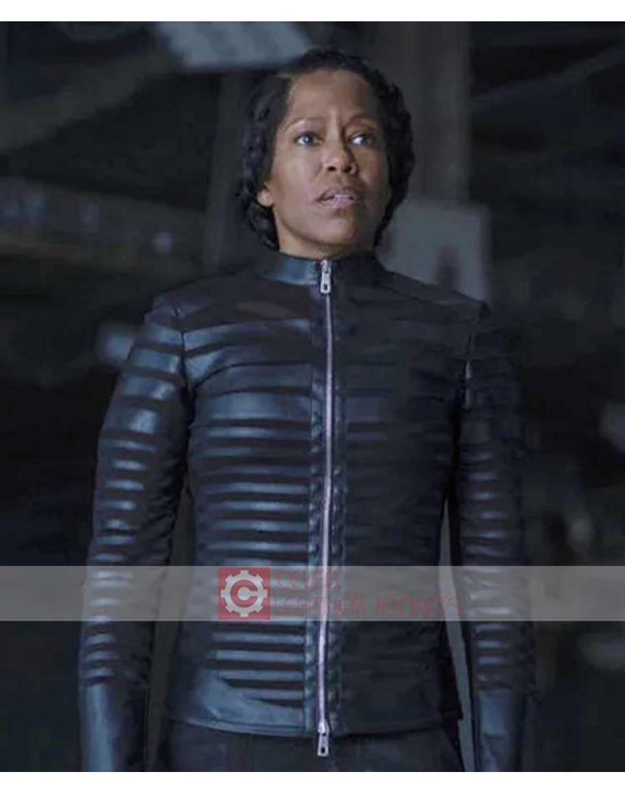 Angela Abraham Watchmen Jacket Regina King Jacket