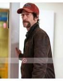 Watchmen Tim Blake Nelson Leather Jacket