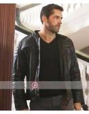 Accident Man Scott Adkins Leather Jacket
