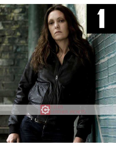 Braquo Karole Rocher Leather Jacket