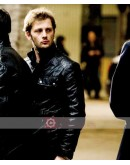 Braquo Nicolas Duvauchelle Leather Jacket