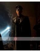 Captain America The First Avenger Hugo Weaving Leather Coat
