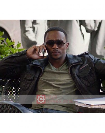 Captain America Winter Soldier Anthony Mackie (Falcon) Jacket
