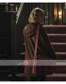 Chilling Adventures Of Sabrina Kiernan Shipka Wool Coat