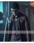 Chilling Adventures Of Sabrina Chance Perdomo Leather Jacket