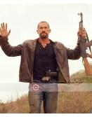Close Range Scott Adkins Leather Jacket
