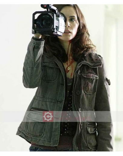 Diary Of The Dead Michelle Morgan Jacket