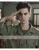 Hacksaw Ridge Andrew Garfield (Desmond Doss) Military Jacket