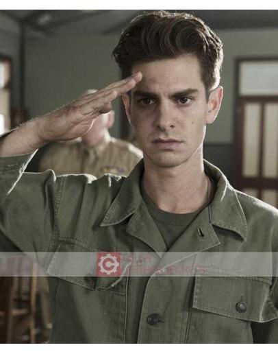 Hacksaw Ridge Andrew Garfield Military Jacket