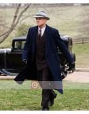 J. Edgar Leonardo DiCaprio Trench Coat