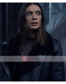 Locke & Key Laysla De Oliveira Shearling Jacket