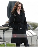Passengers Anne Hathaway Trench Coat