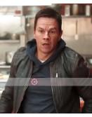 Spenser Confidential Mark Wahlberg Leather Jacket