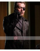 The Courier Gary Oldman Leather Coat