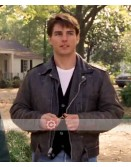 The Firm Tom Cruise Leather Jacket