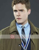 Agents Of SHIELD Iain De Caestecker (Leo Fitz) Green Coat