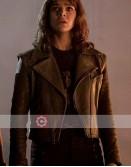 Bumblebee Hailee Steinfeld (Charlie) Leather Jacket