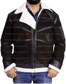 Power 50 Cent (Kanan) Shearling Jacket