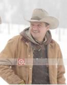 Wind River Jeremy Renner (Cory Lambert) Cotton Jacket