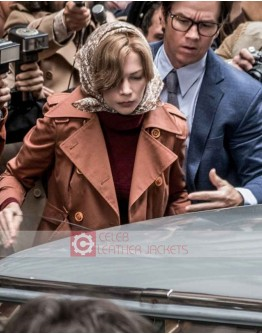 All The Money In The World Michelle Williams Trench Coat