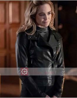 Arrow Caity Lotz (White Siren) Leather Jacket