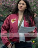 Iron Fist Jessica Henwick (Colleen Wing) Bomber Jacket