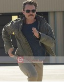 Lethal Weapon Clayne Crawford Green Cotton Jacket