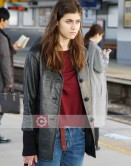 Lost Girls And Love Hotels Alexandra Daddario Leather Jacket