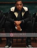 Power Michael Rainey Jr. (Tariq St. Patrick) Black Jacket