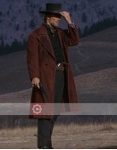Pale Rider Clint Eastwood (Preacher) Trench Coat