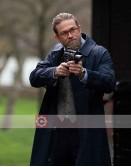 The Gentlemen Charlie Hunnam (Ray) Trench Coat
